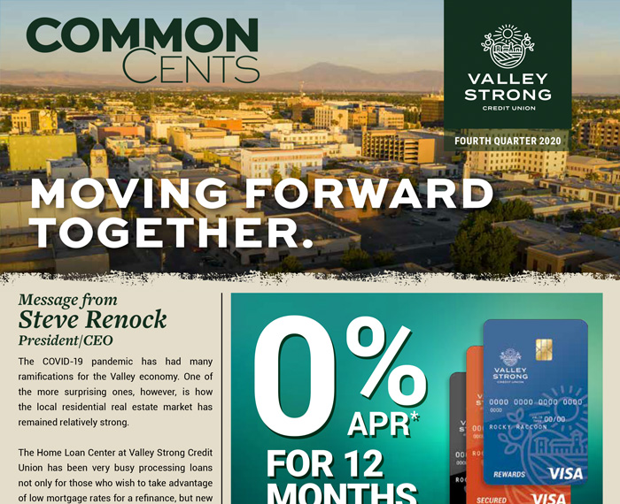 Common Cents Newsletter